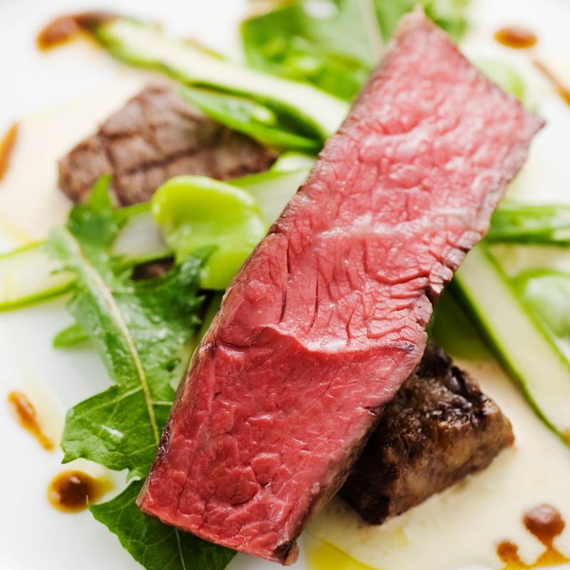 ※残2席★料理ランクUP特典★国産牛×フォアグラ贅沢コース試食