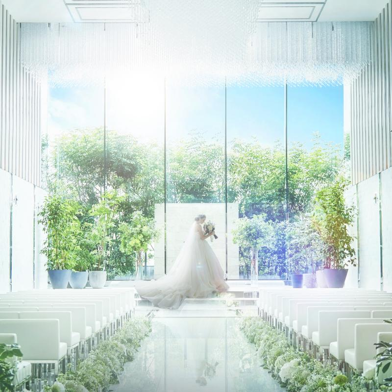 模擬挙式イメージ写真