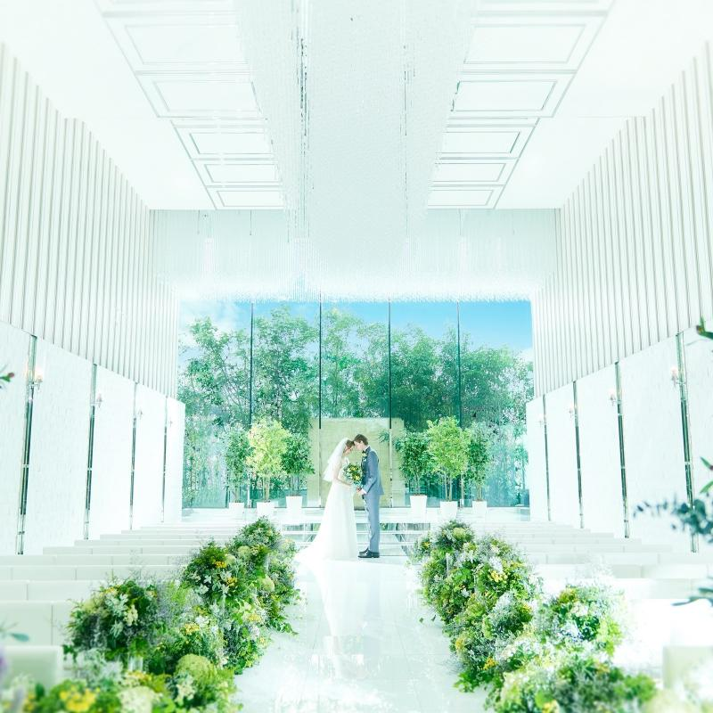 【初見学にも◎】挙式無料特典★試食×結婚式まるわかり相談会