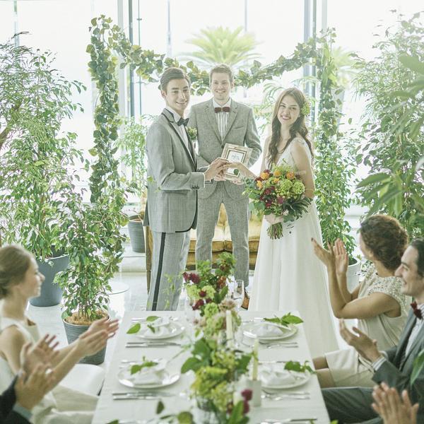 【家族婚向け】自然光チャペル×安心設備×絶品試食!安心相談会