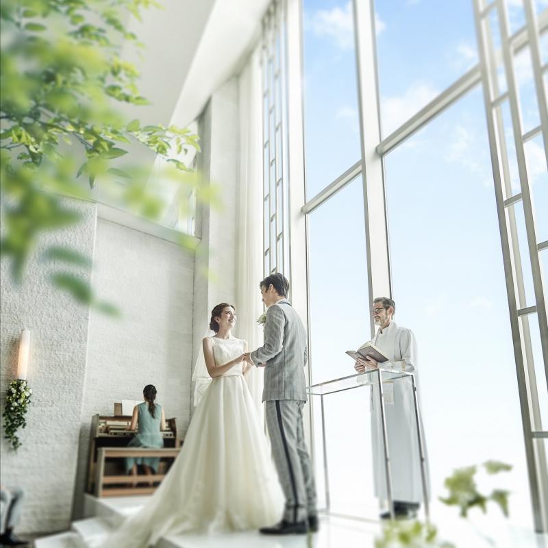 ≪初見学におすすめ≫デザート付き!結婚式まるごと相談×見学会
