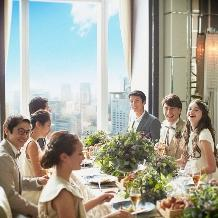 \ 少人数WEDDING相談会 /贅沢フロア貸切で安心!美食体験付き