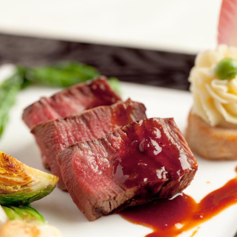 ※2組限定【料理重視の方】豪華試食×ゲストへ感謝を伝える提案