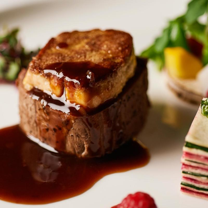 ≪料理重視の方≫個室で堪能★和牛&オマール2万円試食
