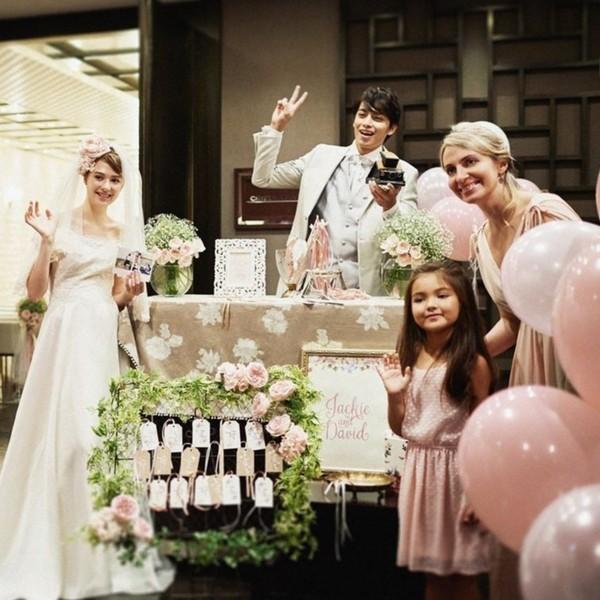 HP予約限定ベストレート保証*パパママ&キッズ婚☆幸せ溢れるお披露目結婚式プラン