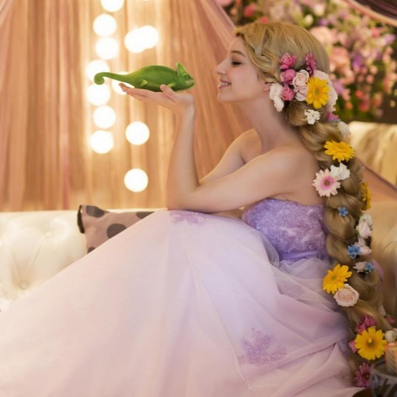 ☆プリンセスグッズ特典付☆花嫁体験×豪華コース試食