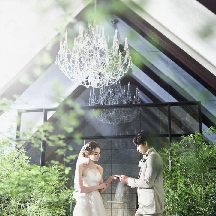 組数限定【水*花*星】の3テーマチャペル体験×豪華10大特典